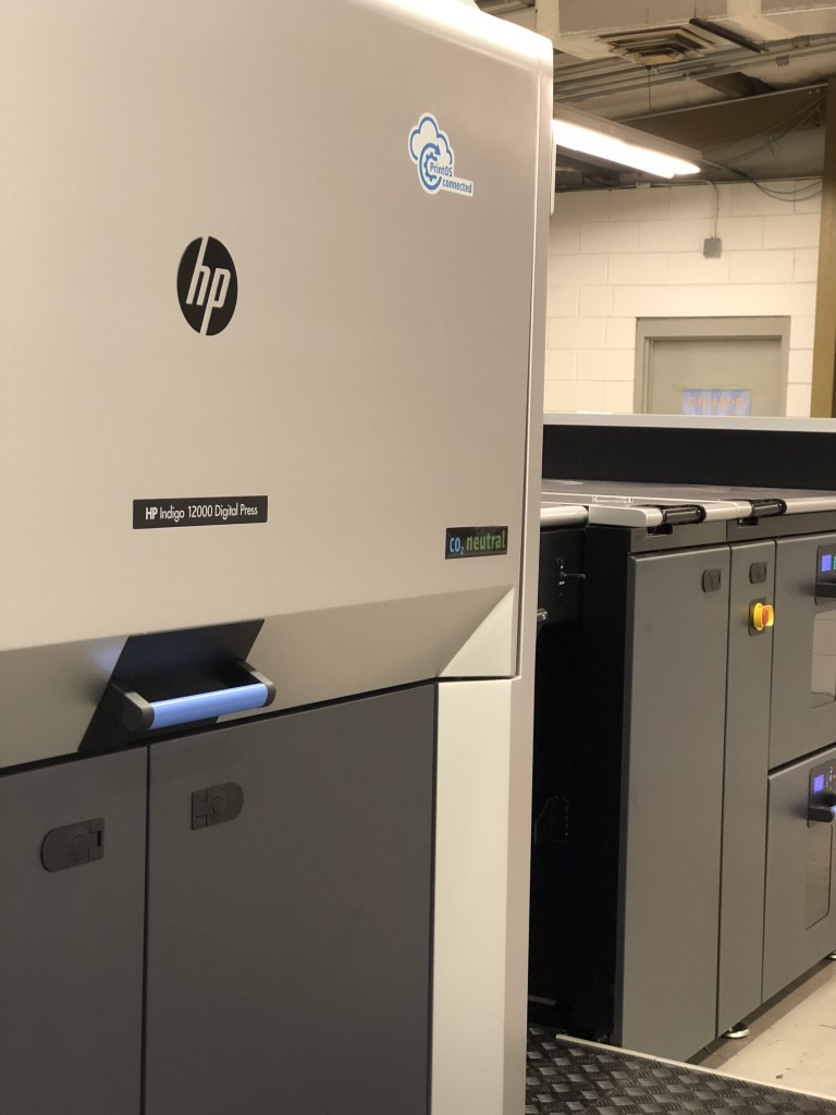 HP Indigo 12000 a